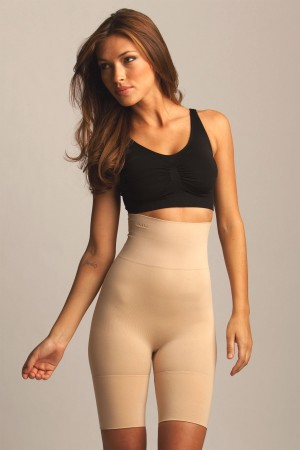 MeMoi SlimMe High Waisted Thigh Shaper