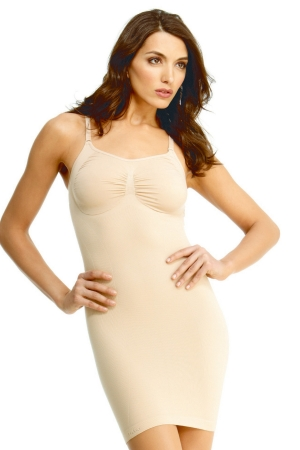 MeMoi SlimMe Shaping Slip Dress