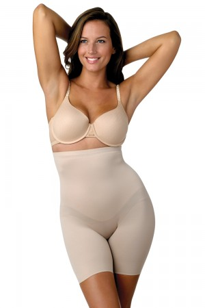 Miraclesuit Flexible Fit Hi-Waist Thigh Slimmer