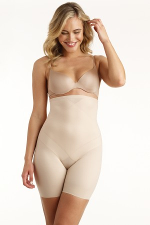 Miraclesuit Instant Tummy Tuck Hi-Waist Thigh Slimmer
