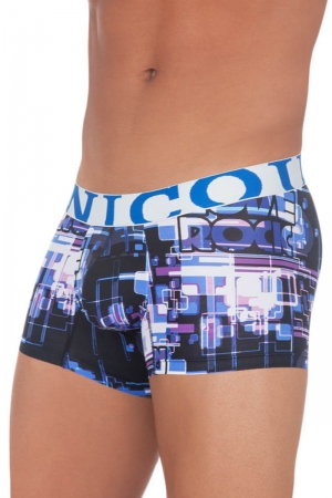 Mundo Unico Musica Short Boxer Blues