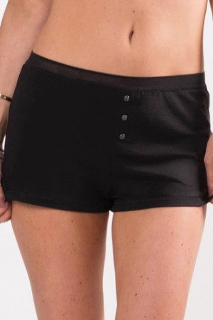 Naked Everyday Pima Cotton Night Short