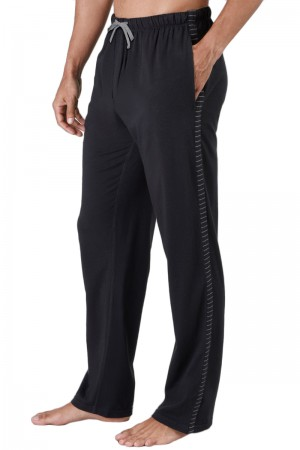 Naked Men Essential Gotham Stripe Lounge Pant