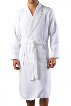 Naked Men Luxury Spa Robe