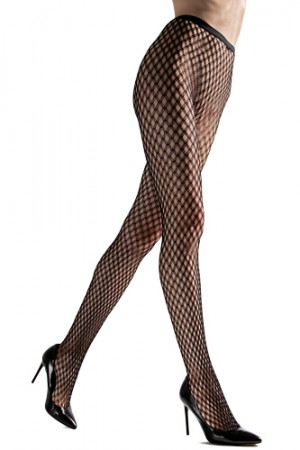 Natori Double Weave Net Tights