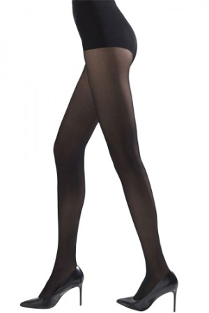 Natori Soft Suede Opaque Tights