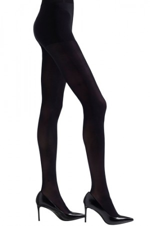 Natori Velvet Touch Opaque Tights