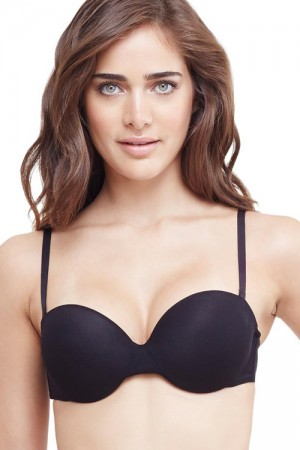 On Gossamer Mesh Strapless Bump-It-Up Bra