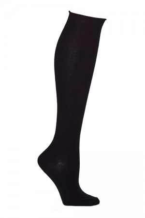 Ozone High Zone Black Sock