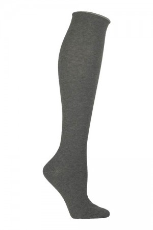 Ozone High Zone Heather Grey Sock