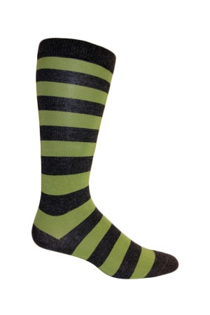 Ozone Jail Bird Khaki Sock