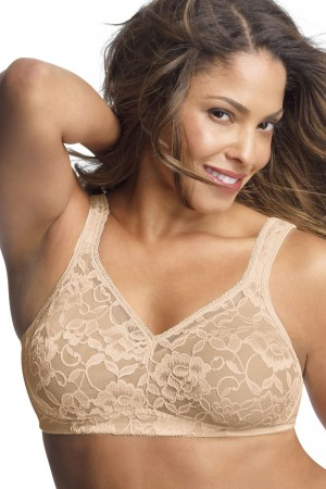 Playtex 18 Hour Beautiful and Breathable Wirefree Bra