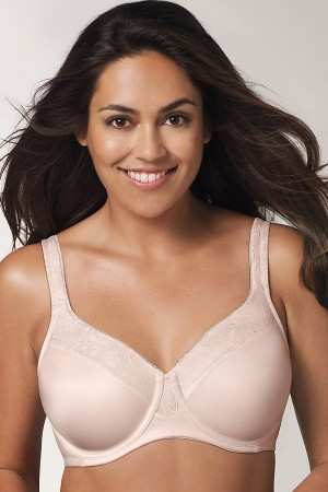 Playtex Secrets Undercover Slimming Shaping Underwire Bra