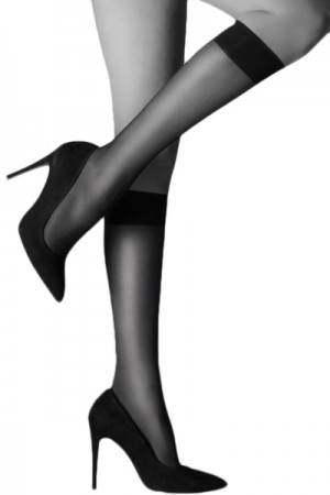 Pretty Polly Aristoc 15 Denier Ultimate Shine Knee Highs