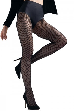Pretty Polly Aristoc Small Diamond Tights