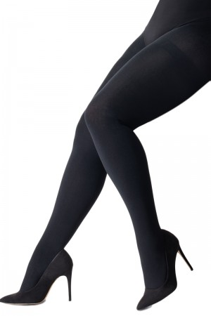 Pretty Polly Curves Fleecy Tights