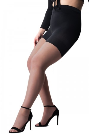 Pretty Polly Curves Sheer Cooling 15D Tights
