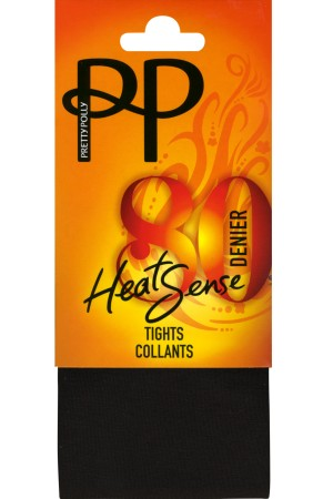 Pretty Polly Heatsense 80 Denier Opaque Tighs