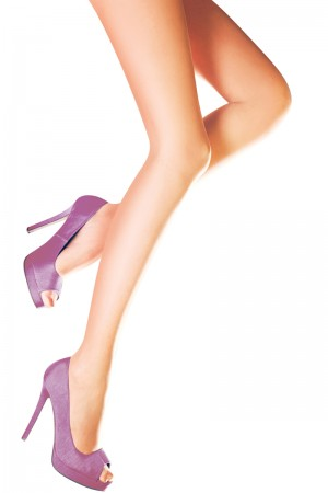 Pretty Polly Naturals 8 Denier Sandal Toe Tights
