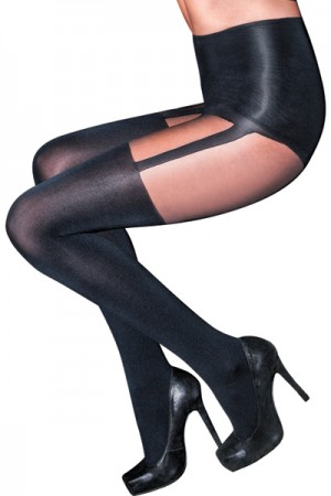 fb69d0addfb Pretty Polly Suspender Tummy Shaper Tights PNARF3