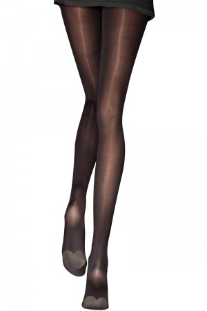 Pretty Polly Sweet Steps 60 Denier Opaque Tights
