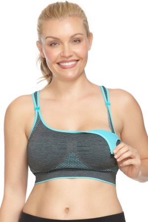 QT Intimates Danica Nursing Sports Bra