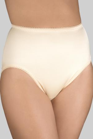 Rago High Leg Panty Brief Light Shaping