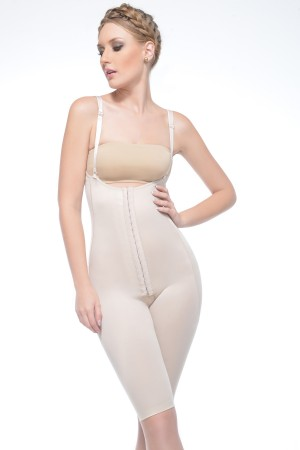 Renolife by Annette i-Control High Back Long Girdle