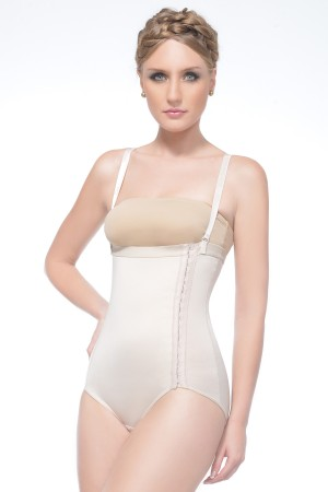 Renolife by Annette i-Control High Waist Girdle with Side Opening