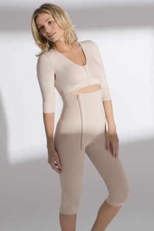 Renolife by Annette Post Lipo Bodysuit w/ Sleeves
