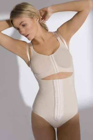 Renolife by Annette Seamless Compression Bodysuit