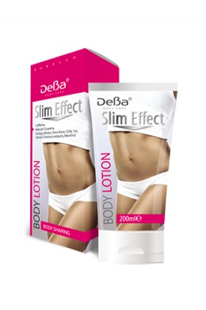 Rubella DeBa Slim Effect Anti-Cellulite Body Lotion