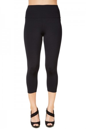 Rune NYC Abby Cropped Legging