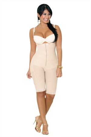 Salome Strapless Liposculpture Girdle