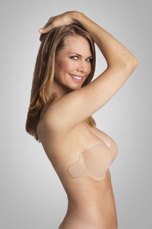 Sassybax Very Bare Backless Adhesive Bra