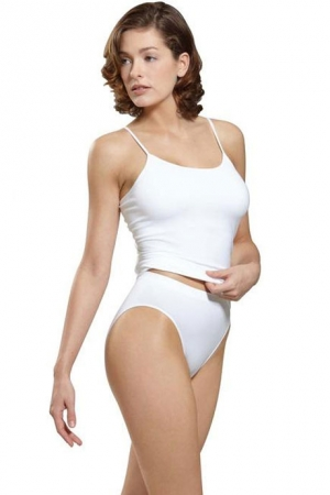 Seamless Camisole with Inner Shelf Bra