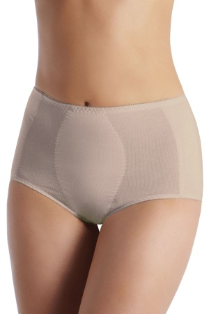 ShaToBu Better U Everyday Comfort Tummy Control Cotton Brief 2-Pack