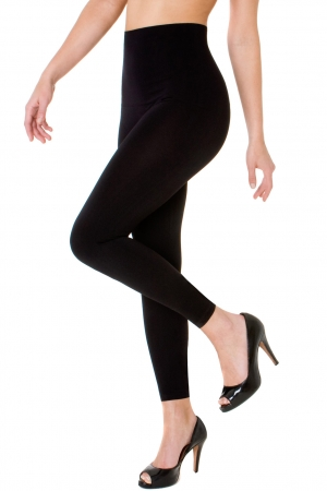 Skinnygirl Shapewear Seamless Shaping Leggings