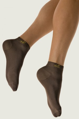 Solidea Active Power Compression Ankle Socks