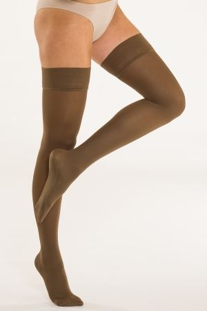 Solidea Marilyn - Compression Thigh-Highs (25/32 mmHg)