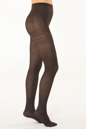 Solidea Wonder Model 140 Support Pantyhose - Firm Compression
