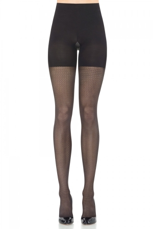 Spanx Patterned Tight-End Tights Pucker-Up