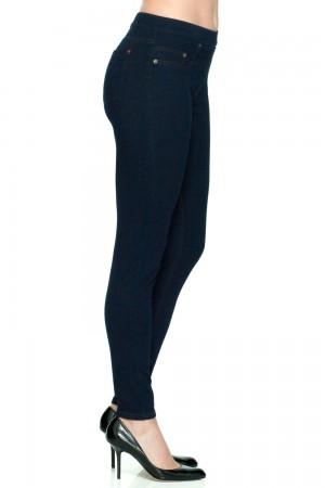 Spanx Ready-to-Wow! Denim Leggings