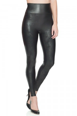 Spanx Ready-to-Wow! Faux Leather Leggings