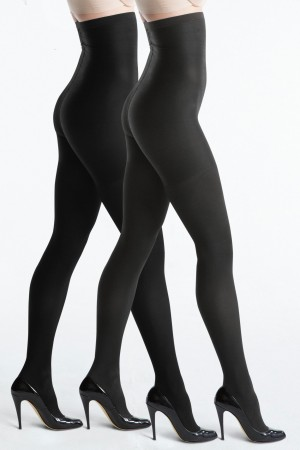 Spanx Reversible High-Waist Tights