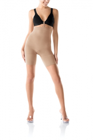 Spanx Slim Cognito Seamless Mid-Thigh Bodysuit