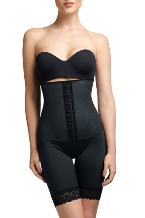 Squeem Sexy Body High Waist Mid Thigh Short