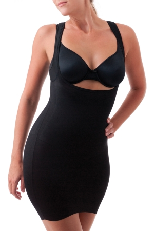 "TC Fine Intimates ""Even More"" Full Slip Torsette"
