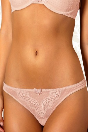 The Intimate Britney Spears Buttercup String