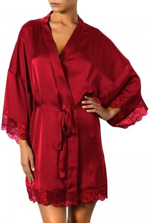 The Intimate Britney Spears Cherry Kimono